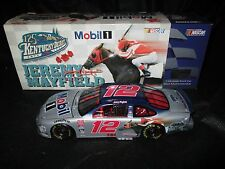 Action 1:24 Car Jeremy Mayfield #12 Mobil1/Kentucky Derby 125th Anniv. 1999 Ford
