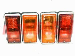 Tail Light Right+Left Fiat 125 Sedan 1 Original Series