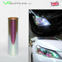 30 x 60cm Clear [ Chameleon ] Car Headlight Tint Film Tail Fog Lights Vinyl Wrap