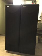 Selten RAR von 1983 Interaudio ( BOSE ) Alpha 4 200W Lautsprecher Boxen defekt