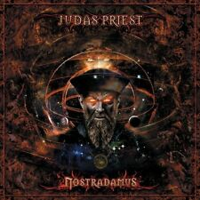 Judas Priest - Nostradamus [New CD] UK - Import