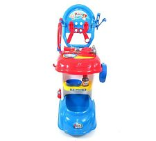 Kids Doctor Nurse Trolley Play Set Toy With Light & Sound Eco-Friendly Material