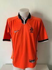 maglia calcio Olanda tag.M '98/00 home vintage retrò shirt trikot maillot MC753