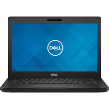 "Dell Latitude 5290 12.5"" HD i5-8250U 8GB 500GB SSHD Webcam Win10Pro Warranty"
