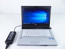 Fujitsu LifeBook S751 2.5GHz 4GB RAM 320GB HD i5-2520M Wi-Fi+BT WIN 10 PRO 14""