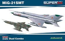 eduard MIG-21SMT 21 SMT 21MT 21 MT 5 Versions Russie 1:144 modèle-kit kit