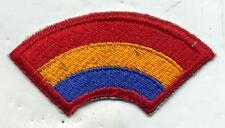 WWII WW2 US Army 42nd Infantry Division Patch