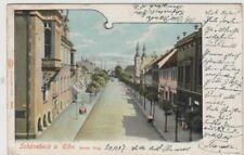 Frankierte Ansichtskarten aus Sachsen-Anhalt Magdeburg