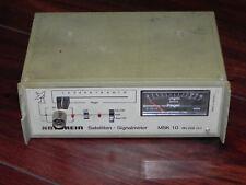 KATHREIN Satelliten-Signalmeter MSK 10 (gebraucht)