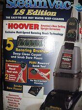 Hoover Steamvac Ls Edition Nib