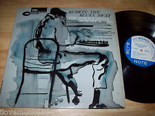1967 Horace Silver Quintet & Trio BLUE NOTE BST 84017 Blowin' The Blues Away EX