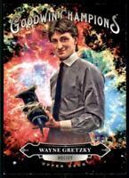 2020 Goodwin Champions Base - Splash of Color #140 Wayne Gretzky