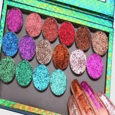 Pressed Makeup Cosmetic Pigment Shimmer Glitter Powder Eye Shadow