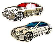 Auto pin/Pins-Mercedes Benz-Edition CLK/2 pins!!! [1085]