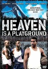 Heaven is a Playground (DVD, 2004, Full Screen) NEW!