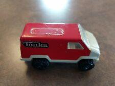 Tonka Van 1978 Metal and Plastic toy car vintage