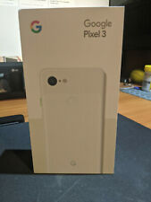 Google Pixel 3 - 64GB - Clearly White (Unlocked) - Brand New
