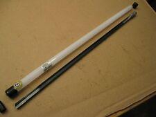 "New listing 14.9 mm x 715 mm Carbide Tip Gun Drill,3/4"" Driver, Ingersoll 2225512"