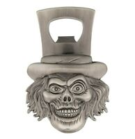 Disney Haunted Mansion Hatbox Ghost Fridge Magnet Bottle Opener Phantom Manor