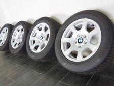 Original BMW 5er E60 E61 16 Zoll Winterradsatz 6762000