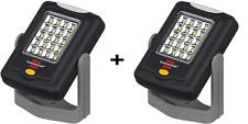 LED Werkstattlampe mit Magnet Taschenlampe Arbeitsleuchte 2x24a-2-2-67 Werkstatt
