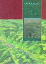 Oz Clarke's Wine Atlas: Wines & Wine Regions of the World-ExLibrary