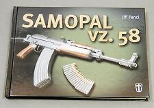 PHOTO BOOK VZ58 SA58 SAMOPAL RIFLE CZECH ARMY CZECHOSLOVAKIA AK VZ SA 58  UNUSED