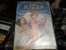 dvd jozef de dromenkoning in dutch nederlands dreamworks joseph king of dreams