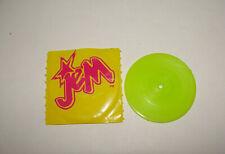 Jem Rocker Barbie Doll Yellow Record Album with sleeve Hasbro Accessories