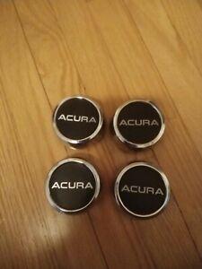 OEM Acura Integra Steel Hub Caps 56.1 mm Vintage
