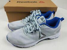 Reebok Ahary Runner Cloud Grey Blue Athletic Shoe Size 11M Men's NIB