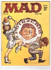 Mad Magazine #51 1959 EC Comics VF 8.0