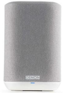 Denon Home 150 weiß, Streaming-Lautsprecher WLAN, Bluetooth USB AirPlay 2 NEU