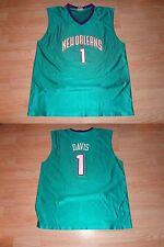 Men's New Orleans Hornets Baron Davis XXL NBA Jersey