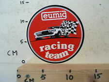 STICKER,DECAL EUMIG FILM RACINGTEAM FINISH FLAG NO 51 RALLYCAR ?