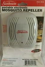 SUNBEAM  PORTABLE  ELECTRONIC MOSQUITO REPELLER  *  CHEMICAL FREE  *  BRAND NEW