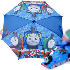 Thomas The Tank Engine Kids Umbrella - Steam Team with James Percy