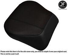 BLACK VINYL CUSTOM FITS HARLEY BRAKEOUT 2013-2016 SUNDOWNER REAR SEAT COVER ONLY