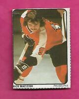 RARE 1974-75 FLYERS RICK MACLEISH  LIPTON   CARD (INV# C2370)