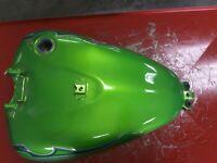 14-16 2014 kawasaki Vulcan Vn900c oem fuel tank gas petrol tank DAMAGED