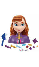 Disney Frozen 2 - Anna Styling Head *BRAND NEW*( Box Can Be Damaged)