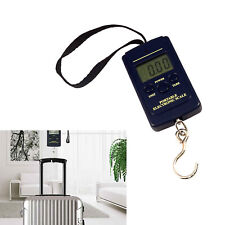 40kg Portable Travel Digital Handheld Luggage Weighing Scale for Suitcase Bags