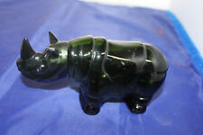Vintage Avon Big Game Rhino Decanter From 1972/73
