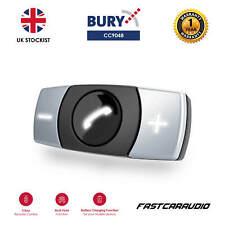 BURY CC9048 BLUETOOTH A2DP MUSIC STREAMING 3.5MM AUX CHARGING HANDSFREE CAR KIT