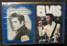 2000 ELVIS PRESLEY Playing Cards 2 Decks SEALED Graceland Images EPE