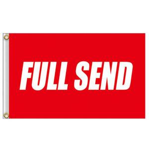 Anley Fly Breeze 3x5 Feet Full Send Flag Nelk Nelkboys for The Boys Flags3x5_AU