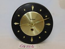 New listing Vintage Clock Repair Replacement Part-Mastercrafters Brass 8 Day Model 821