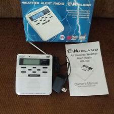 Midland WR-100 All Hazard Weather Alert Radio