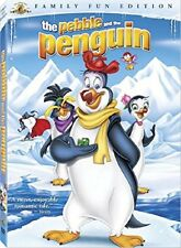 The Pebble and the Penguin (DVD, Family Fun Edition, 2 DISK SET) - NEW!!