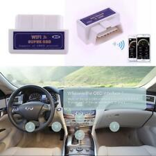 Super WiFi OBD2 Diagnostic de voiture Scanner Scan Tool pour iPhone iOS Android